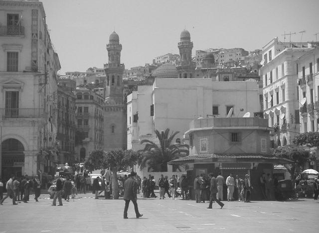 Kasbah, Algiers