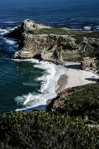 the Cape of Good Hope South Africa